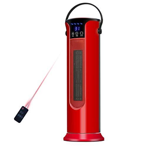 Baobei Control Remoto Vertical Calentador Eléctrico Hogar Ahorro de Energía Pequeña Velocidad Ahorro de Calor Ventilador...