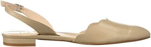 French Sole Fs/Ny Women's Book Ballet Flat Taupe 0aDLJp