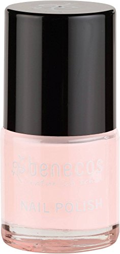 BENECOS - Nail Polish Candy Rose - Formaldehyde-free - Without toluol, phthalate and campo - Wide colour variety - Vegan - 9ml