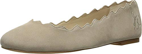 Flat Ballet Women's Edelman Leather Francis Bistro 10 Kid Black Suede Suede US Sam M xHnIatwHd