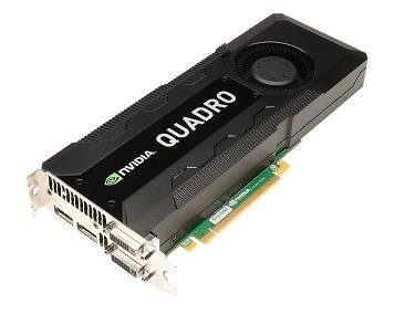K5000 Graphic (NVIDIA Quadro K5000 4GB GDDR5 PCI-E 2.0 x16 Video Card With Dispalyport and DVI Outputs)