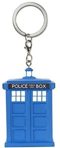 Doctor Who Chaveiro Keychain Mini Boneco Pop Funko Tardis