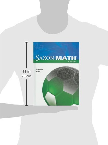 Saxon Math, Course 1