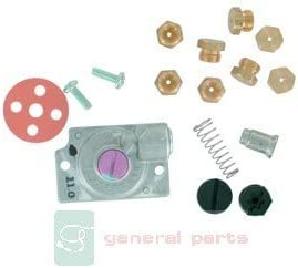 PERFECT FRY B7510030 CONVERSION KIT MODELS 7 14 18 34F FF NAT TO LP