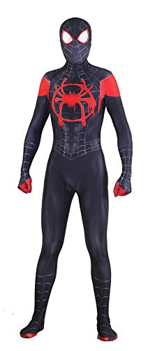 Barfest Unisex Lycra Spandex Halloween New Cosplay Costumes Adult/Kids 3D Style Black
