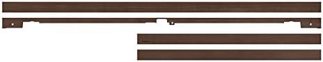 Samsung Electronics 65 Customizable Frame Walnut Dark Wood Finish VG-SCFM65DW ZA