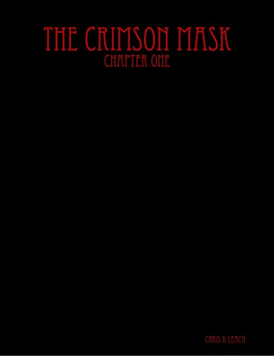 The Crimson Mask