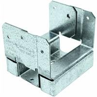 Simpson Strong Tie ABA44Z Z-Max 4 by 4 Adjustable Post (Concrete Post Base)