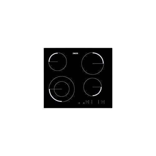 Zanussi - 4 hi-light, zona doble 21 cm 2200 w, sin marco ...
