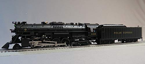 Lionel Polar Express Legacy Steam Engine & Tender o (Lionel Polar Express Tender)