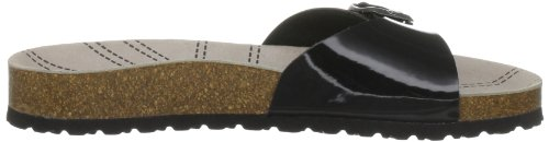 Pepe Jeans Footwear Bio, Ballerines femme - Noir-V.6, 40 EU (7 UK)