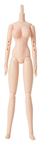 Ball Jointed Body - 1/6 scale Obitsu 27cm female body 27BD-F07W Soft Bust & Hip L size White skin by Obitsu