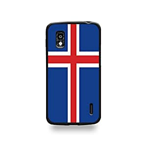 LD coqlgnx4_86 para LG Nexus 4-de la bandera de Islandia
