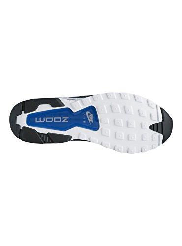Nike 844654-400 - Zapatillas de deporte Hombre Azul (Coastal Blue / Metallic Silver / Anthracite)