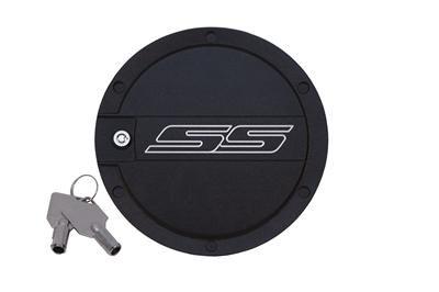 camaro ss fuel door - 3