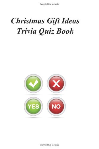 Christmas Gift Ideas Trivia Quiz Book Amazon Co Uk Quiz Book Trivia 9781494286552 Books