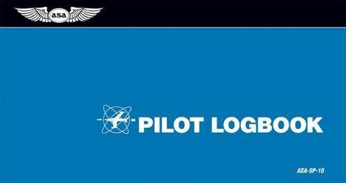 Pilot Logbook: ASA-SP-10 (Pilot Log Book)