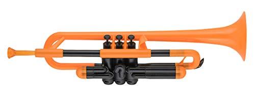 pBone PTRUMPET1O The Plastic Trumpet, Orange by pBone (Image #7)