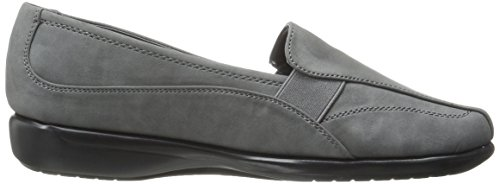 Aerosoles A2 Dames Driewieler Slip-on Loafer Grijze Combo