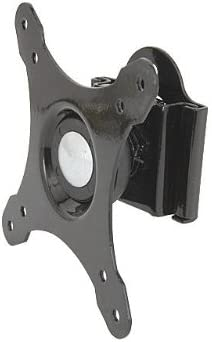 Rosewill RHTB-11012LP Tilt Swivel Low Profile Wall Mount for 13-27 Inches TV, Black