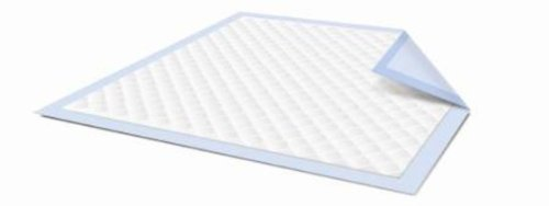 McKesson StayDry Disposable Non-woven Underpads 23 X 24 Inch - Case of 200 (25 per Bag, 8 Bags per Case) ()