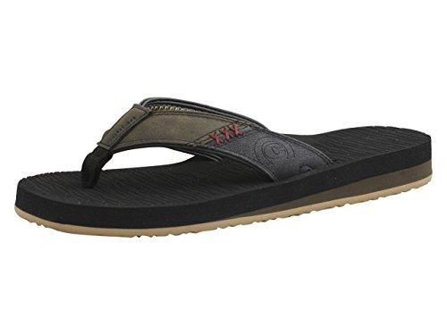 Cobian Men's Rapture Taupe Flip Flops Sandals Shoes Sz: 11