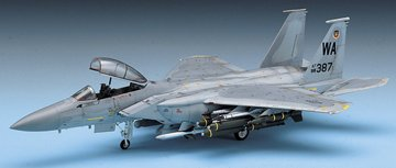 1/48 F-15E Strike Eagle With Weapon 12264