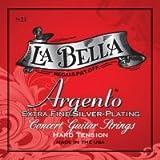 LaBella Argento Silv Plated Hard