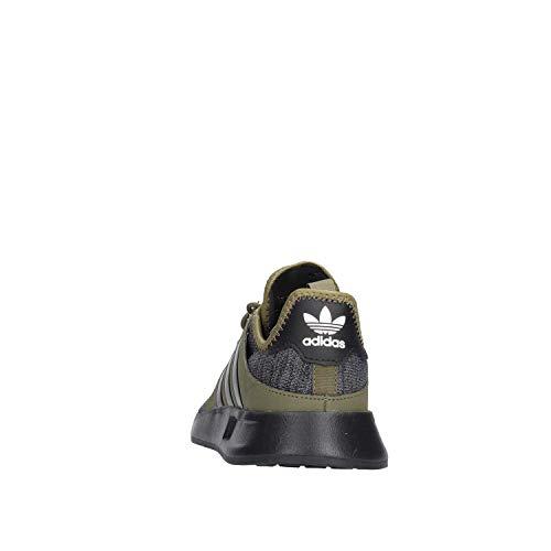 dark Khaki Heather Scarpe Da Dark Black plr Grey Khaki J Ginnastica Unisex X raw Bambini – Adidas Grigio core twUq7vq