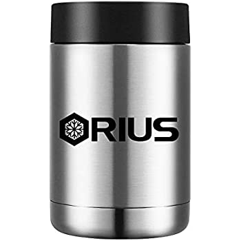 Amazon Com Thermos Stainless Vacuum Insulated 12 Oz Can