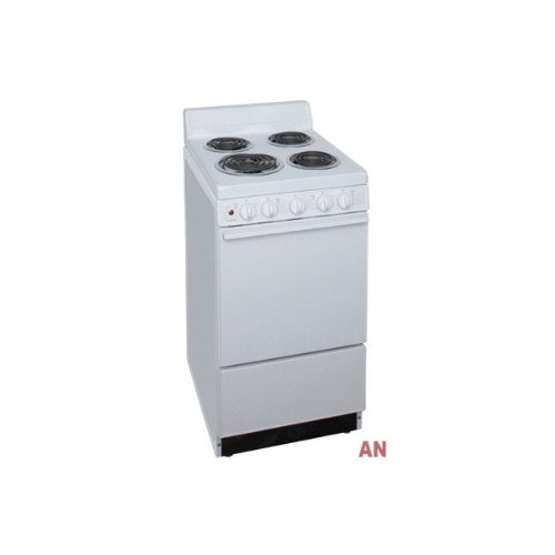 Premier Electric Stove (2.42 Cu. Ft. Electric Range in White)