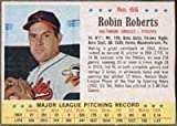 1963 post cereal (baseball) Card# 66 Robin Roberts of the Baltimore Orioles VG Condition