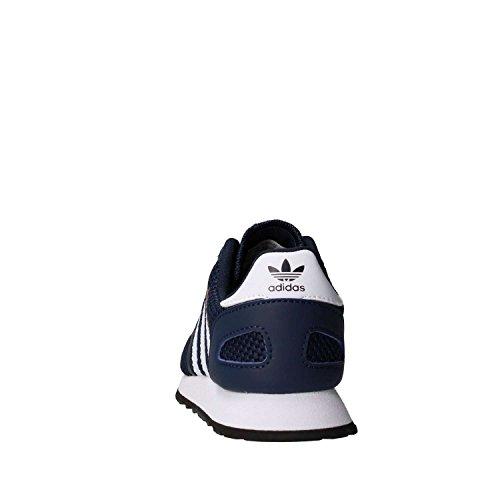 adidas Unisex-Kinder N-5923 C Laufschuhe Mehrfarbig (Conavy/ftwwht/grethr Ac8546)