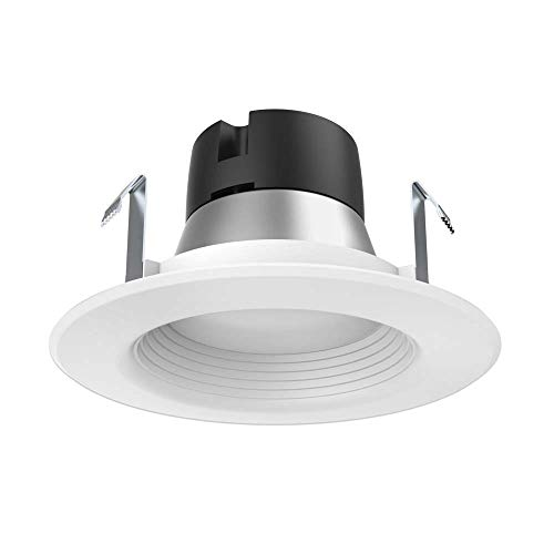 Satco S9729 Transitional LED Downlight Finish, 2.88 inches, White/Frosted