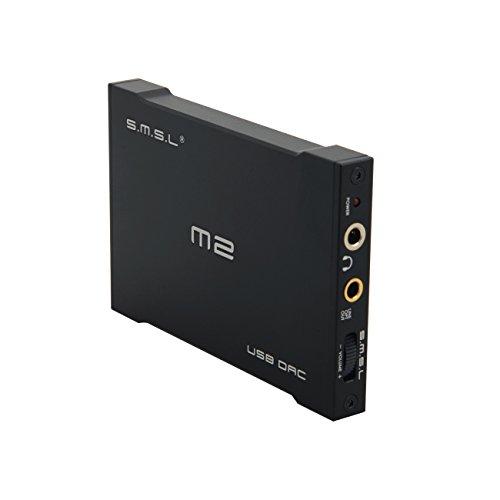 Portable Headphone Amplifier External Decoder