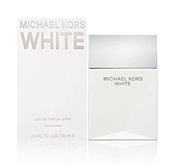 Michael Kors White Eau de Parfum Spray for Women, 3.4 Ounce