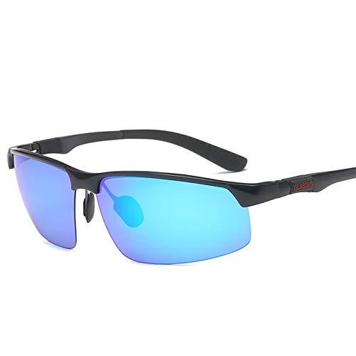 Mjia matériau Polariseur Sport Lunettes A TAC la de Pêche magnésium Homme de équitation pour de Lunettes sunglasses Sport Route nbsp;Aluminium de d' Plage FrgqpF