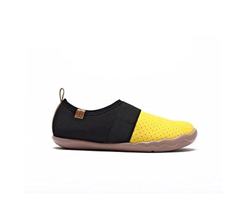 Sneaker Bejer De Petit Confort Uin Microfibre Chaussure Jaune enfant qwgRWxvE