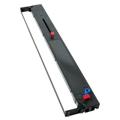 41708210 Ribbon - Bulk 41708209 OKI Compatible Ribbon, Black Ink: CR41708209 (4 Printer Ribbons)