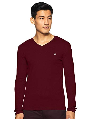 United Colors of Benetton Men's Solid T-Shirt