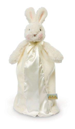 Bunnies Bay Buddy Blanket White