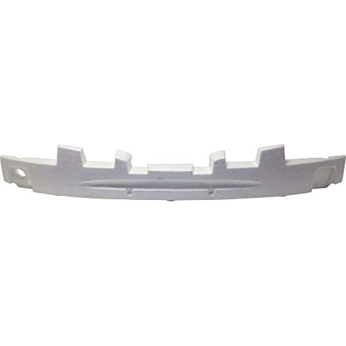 Bumper Absorber compatible with Nissan Altima 07-09 Front Impact Sedan Foam ()