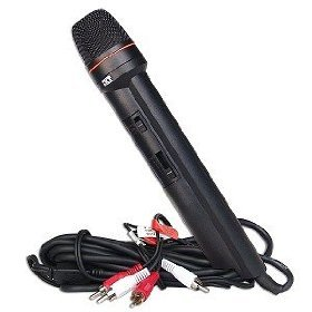 IXT Systems DVD Karaoke System with Microphone & 16 Songs