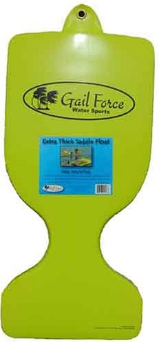 Extra Thick Saddle Float - Yellow by Gail Force Water Sports