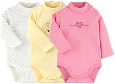 Infant Sleeves Onesies Turtle Neck Bodysuit product image