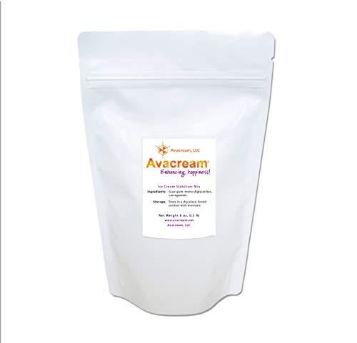 Avacream Ice Cream Stabilizer Mix - 8 oz