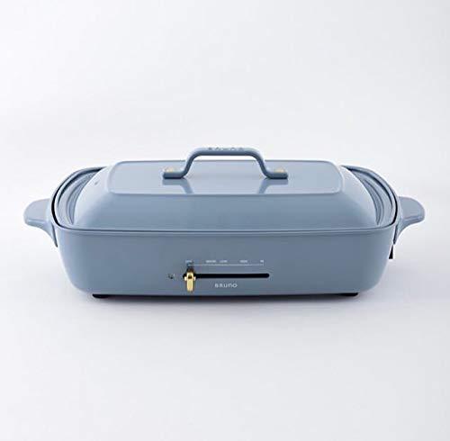 売り切れ必至! BRUNO BRUNO ホットプレートグランデサイズ BOE026-GNTBL BOE026-GNTBL グラニットブルー グラニットブルー B07Q5D1QGH B07Q5D1QGH, ワイルドクラス:9305b38d --- arianechie.dominiotemporario.com