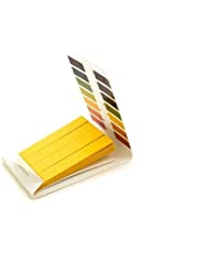 10 Pack ph Test Paper PH Strips PH Test liquid 1 to 14 PH Alkaline Acid Test Paper Water Litmus Testing Kit