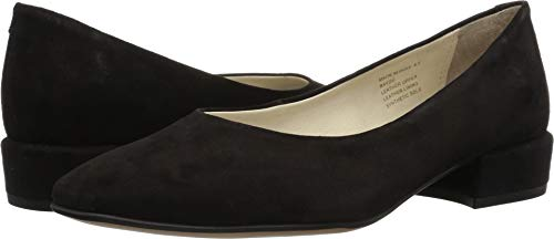 Kenneth Cole New York Women's Bayou Dress Pump with A Low Heel, Black, 10 Medium US
