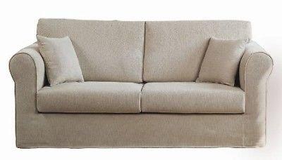 Offerte Divani Per Ufficio : Esteamobili divano posti in tessuto super prezzo amazon